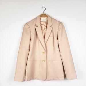 VTG Levi Strauss & Co. • Cream Beige Blazer Jacket